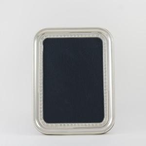 Marco de fotos de plata modelo Cordon