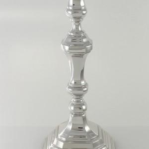 Candelero de plata modelo INGLES