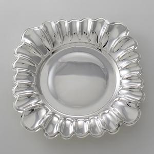 Bandejas de plata