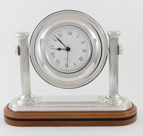 Relojes de plata de primera ley COLUMNAS