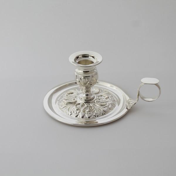 Palmatoria de plata