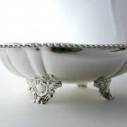Centro de mesa con moldura cordon_detalle