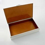 """caja """"teas"""" interior de madera"""