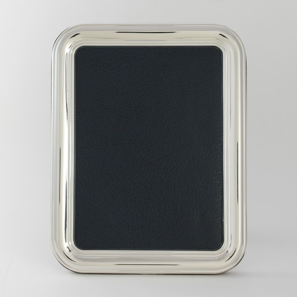 Marco de fotos de plata modelo Arco