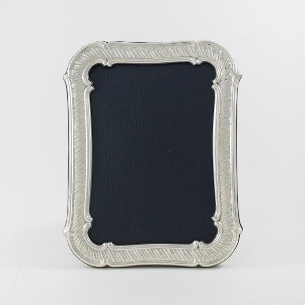Marco de fotos de plata modelo Granada