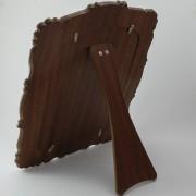 "Trasera de madera del marco "" Zaracillos"""