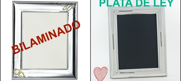 plata bilaminada