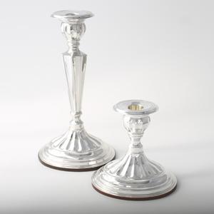 Candeleros y candelas