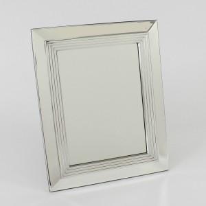 Espejo de mesa de plata Berlín