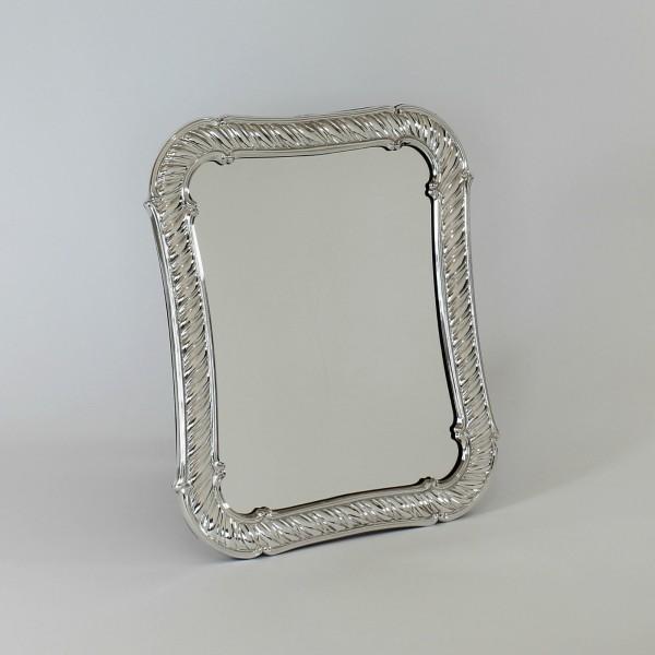 Espejo tocador  de plata Granada