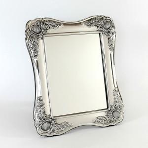 Espejo de mesa de plata París