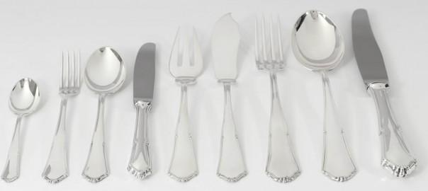 Como limpiar las cuberterias de plata