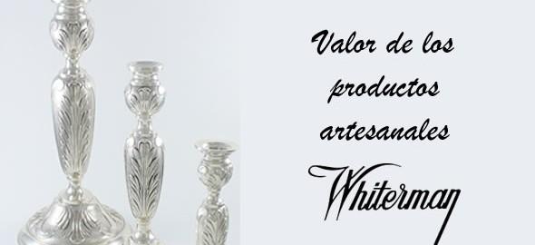 Valor de los productos artesanales