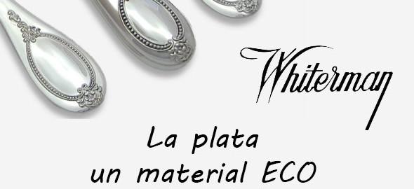 Plata como material ECO