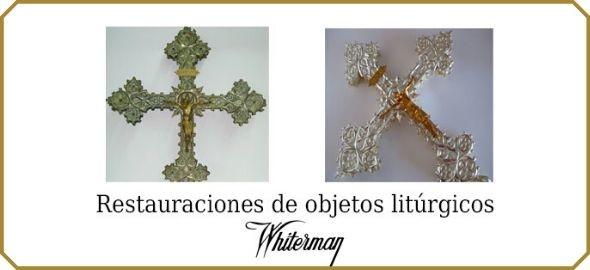 Restauraciones de objetos litúrgicos
